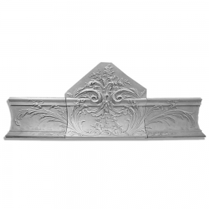 лепная падуга барокко эрмитаж