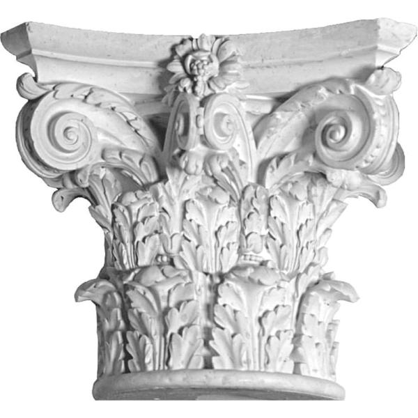 Капитель колонны Kpt01