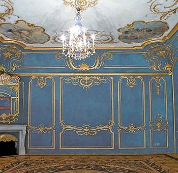 Коллекция Барокко Северная Венеция